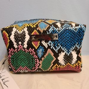 Nicole Miller make-up bag